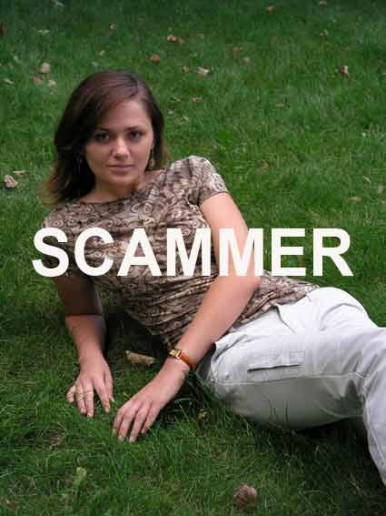 RUSSIAN WOMEN BLACK LIST: dating scams and known scammers