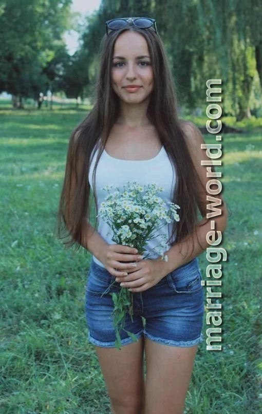 Russian girl from Krasnoyarsk