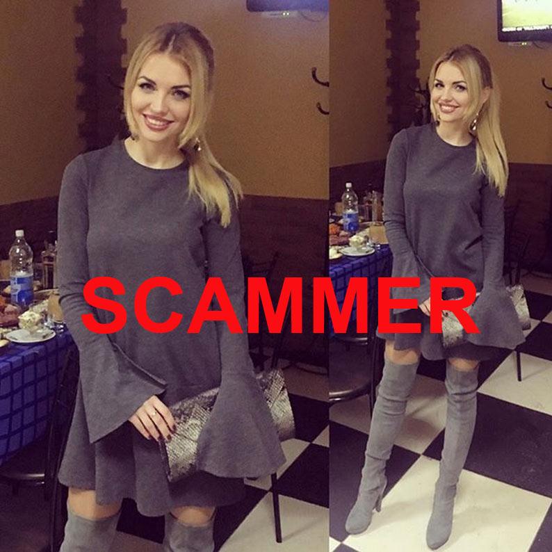 Blacklist photos scammer russian Russian Women